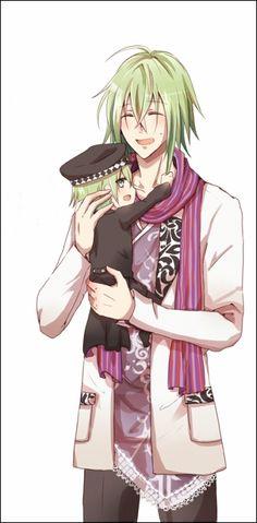 Amnesia - Ukyo and son
