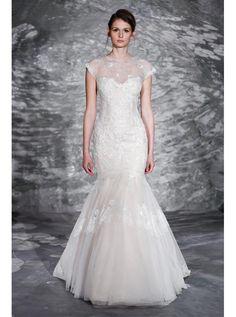 アクア・グラツィエがセレクトした、JENNY LEE(ジェニー リー)のウェディングドレス、JLE1514をご紹介いたします。