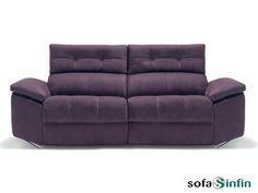 Sofá de estilo moderno modelo Lotus de Divani Star en Sofassinfin.es