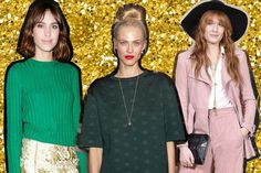 Best dressed: our favourite top 15 look from fashion month front rows