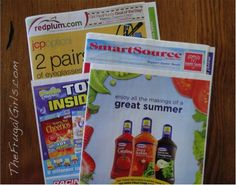 The Frugal Girls Couponology 101 {tips and tricks for saving more $$ with coupons!}