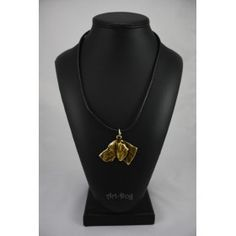 Necklace gilded with gold trial 999 (1)