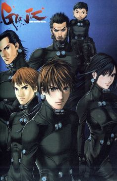 Gantz                                                                                                                                                                                 More
