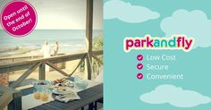 Are you jetting off to catch your last bit of summer sun or just fancy an autumn break? Park & Fly is open until the end of October!  Book your cheaper airport parking now: www.biaparkandfly.com