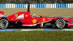 F1: New Ferrari 'Much Better' - Massa >~:> http://formula-one.speedtv.com/article/f1-new-ferrari-much-better-felipe-massa/#.USxIM4_FlR8.twitter