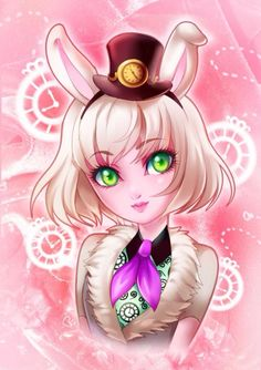Bunny Blanc Ever after high