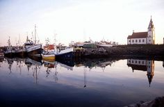 The harbour in Raufarhöfn | Flickr - Photo Sharing!