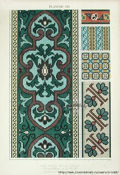 Borduren Kelim - Gobelin en meer *Embroidery - Needle Point & more