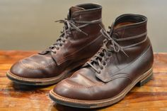 hitos:    Alden Ultimate Indy Boots Alden Indy, Alden Boots, Slouchy Ankle Boots, Vintage Style, Vintage Fashion, Cool Style, My Style, Cool Boots, Leather Shoes
