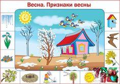 оформление стен в детском саду своими руками весна - Поиск в Google