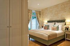 Haven in Paris : Luxury Vacation Apartment Rental: Brompton, Central London: Chelsea Apartment Rental