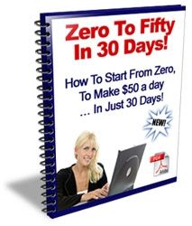 Zero To Fifty in 30 Days