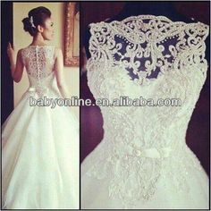 2013 New Arrival Amazing Sleeveless Crystal Ball Gowns Wedding Dresses