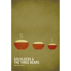 Image of Goldilocks & the Three Bears by Christian Jackson