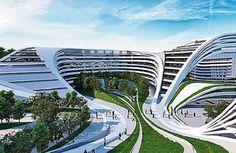 Zaha Hadid, architect behind Belgrade's luxury complex near ...