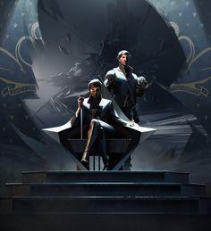ArtStation - Throne, Sergey Kolesov