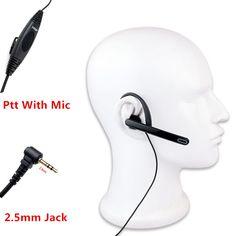 $7.99 (Buy here: https://alitems.com/g/1e8d114494ebda23ff8b16525dc3e8/?i=5&ulp=https%3A%2F%2Fwww.aliexpress.com%2Fitem%2FNew-2-5mm-1-Pin-Ear-Bar-Earpiece-Mic-With-PTT-Headset-for-Motorola-T6200-T5600%2F32716542561.html ) New 2.5mm 1 Pin Ear Bar Earpiece Mic With PTT Headset for Motorola T6200 T5600 MH370 Radios Walkie Talkie High Quality C2072A for just $7.99