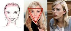 Vai ter que usar óculos? Descubra o modelo ideal para seu formato de rosto.