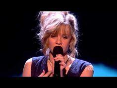X Factor.  Drew.  'What a Feeling'