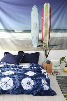 Surf's Up Tapestry #urbanoutfitters