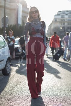 Paris Fashion Week 2015 credits: Andrea Pacini for DMODAGUIDE #pfw #paris #fashion #week #2015 #dmodaguide #hardkore79 #street #style #streetstyle #moda #blogger #model #look #outfit #woman #photo #Andrea #pacini