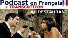 Français facile. Au Restaurant (Niveau A1/A2)