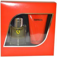 Ferrari Red By Ferrari for Men, 2 Count by Ferrari. $22.49. Ferrari Red was launched by the design house of Ferrari. This product is a fragrance item that comes in a giftset. It is recommended for casual wear. Ferrari Red was launched by the design house of Ferrari. It is recommended for casual wear.