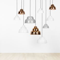 Levels lamp by Form Us With Love for One Nordic
