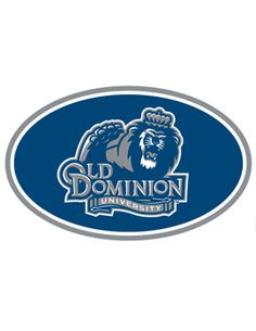 Product: Old Dominion University Monarchs 3.5''x5.5'' Oval Magnet