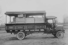 Buyenlarge 'Packard 3 Tonne Truck' Photographic Print Size: H x W x D Chevy Classic, Classic Chevy Trucks, Classic Cars, Antique Trucks, Vintage Trucks, Antique Cars, Lifted Trucks, Old Trucks, Semi Trucks