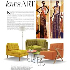 Art inspired by duciaxoxo on Polyvore featuring polyvore interior interiors interior design home home decor interior decorating Joybird Furniture Inspire Q Pure Country Weavers Nearly Natural