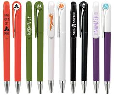 Each Swiss made Seven Year Pen, by Seltzer, hide a jumbo ink cartridge inside, which prolongs their life to 7 years. The pens come in fun colors and styles.