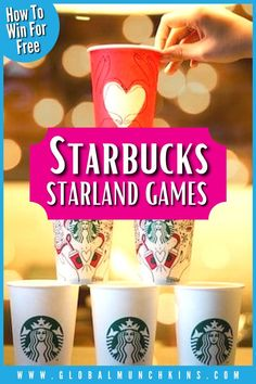 Starbucks STARLAND Game is back and this year they are celebrating their 50th Anniversary. This time Starbucks is rebooting their incredibly popular spring time game for the fall…..Mmmmm Pumpkin Frappuccinos. Starbucks Rewards Starland is designed to encourage customers this time to use their mobile app. This time Starbucks is making a fun play into augmented reality. Starbucks Rewards, Time Games, Travel Expert, Augmented Reality, 50th Anniversary, Family Travel, Mobile App, Encouragement, Spring Time