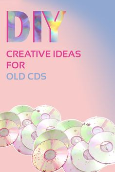 Check out this totally fun and creative way you can recycle your old, unused CDS. I can't wait to try them all! Which one are you dying to try yourself? LET US KNO :)