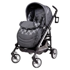 Peg Perego Switch Four Stroller $399