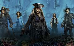 New Pirates of the Caribbean 5 image leaked. Star Wars Spoilers?