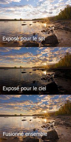 Comment Fusionner Deux Images avec Photoshop