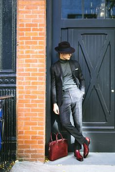 Winter street style inspiration #2 | MenStyle1- Men's Style Blog