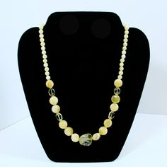 """Citrine Sunshine"" Necklace w/ Yellow Calcite & Gorgeous Citrine"