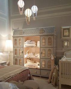 Girl's Room Decor: From Her First to Her Teen Years Baby Bedroom, Girls Bedroom, Kid Bedrooms, Nursery Room, Teen Room Decor, Bedroom Decor, Bedroom Furniture, Kids Decor, Bedroom Ideas