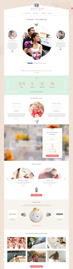 Best WordPress Wedding Themes » Design You Trust. Design and Beyond.