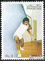 Pakistan #SquashStamps