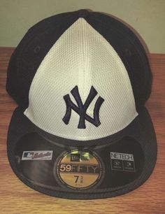 b2b49f0a9545ac NEW ERA 59Fifty New York Yankees All Star Diamond Hat Cap Fitted MLB Baseball  NY