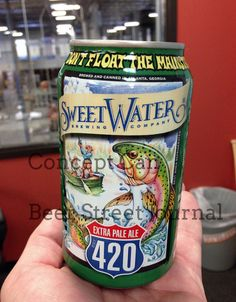 SweetWater's First Cans Are Close - Beer Street Journal
