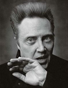 redhousecanada:  Chris Walken