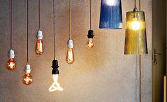 Who says light bulbs are boring!