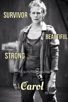 Carol #TWD