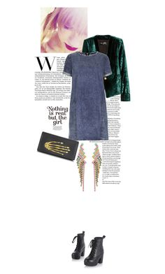 """""""statement earrings"""" by akchen ❤ liked on Polyvore"""