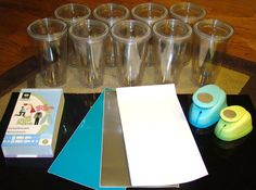 Anatomy of a Craft: Tuesday Tutorial #6: Personalized Acrylic Tumblers