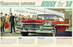 1958 Dodge Mayfair